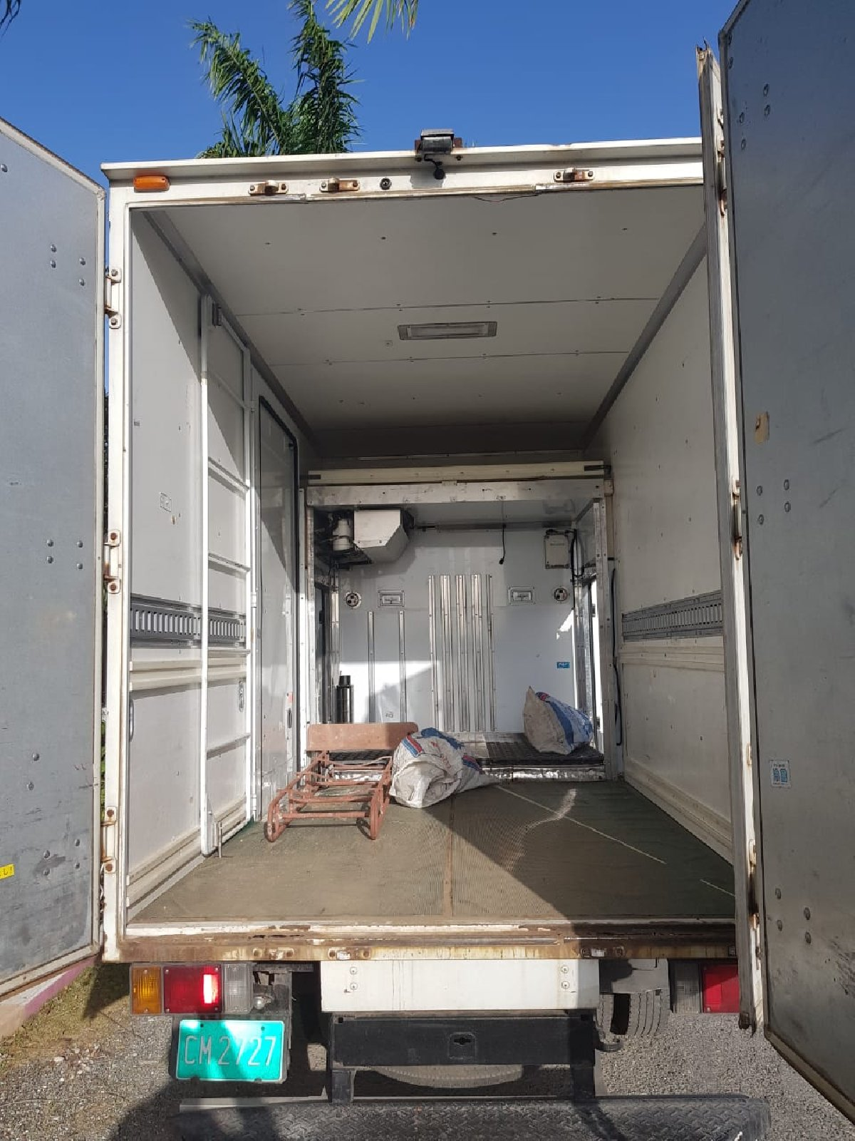 2006 Toyota Hino Hybrid Truck Manual Transmission for sale ...