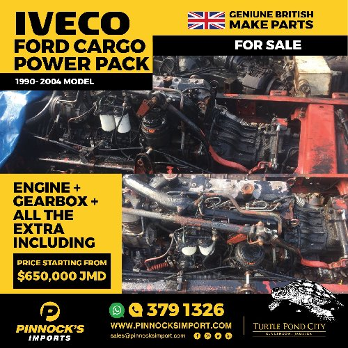 IVECO FORD CARGO POWER PACK
