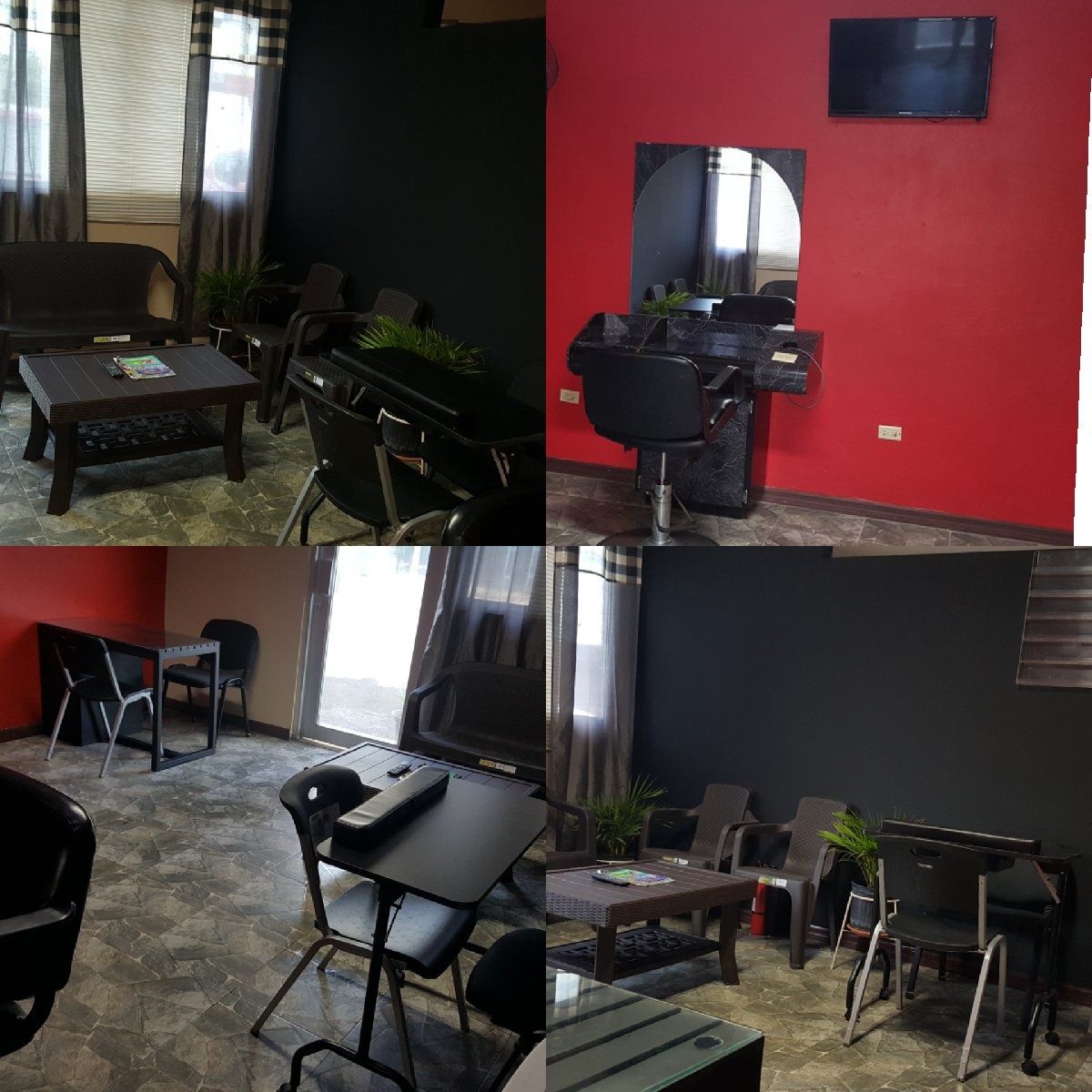 Help Finding Rental Home: SALON STATIONS FOR RENT In 26 Half Way Tree Road Kingston