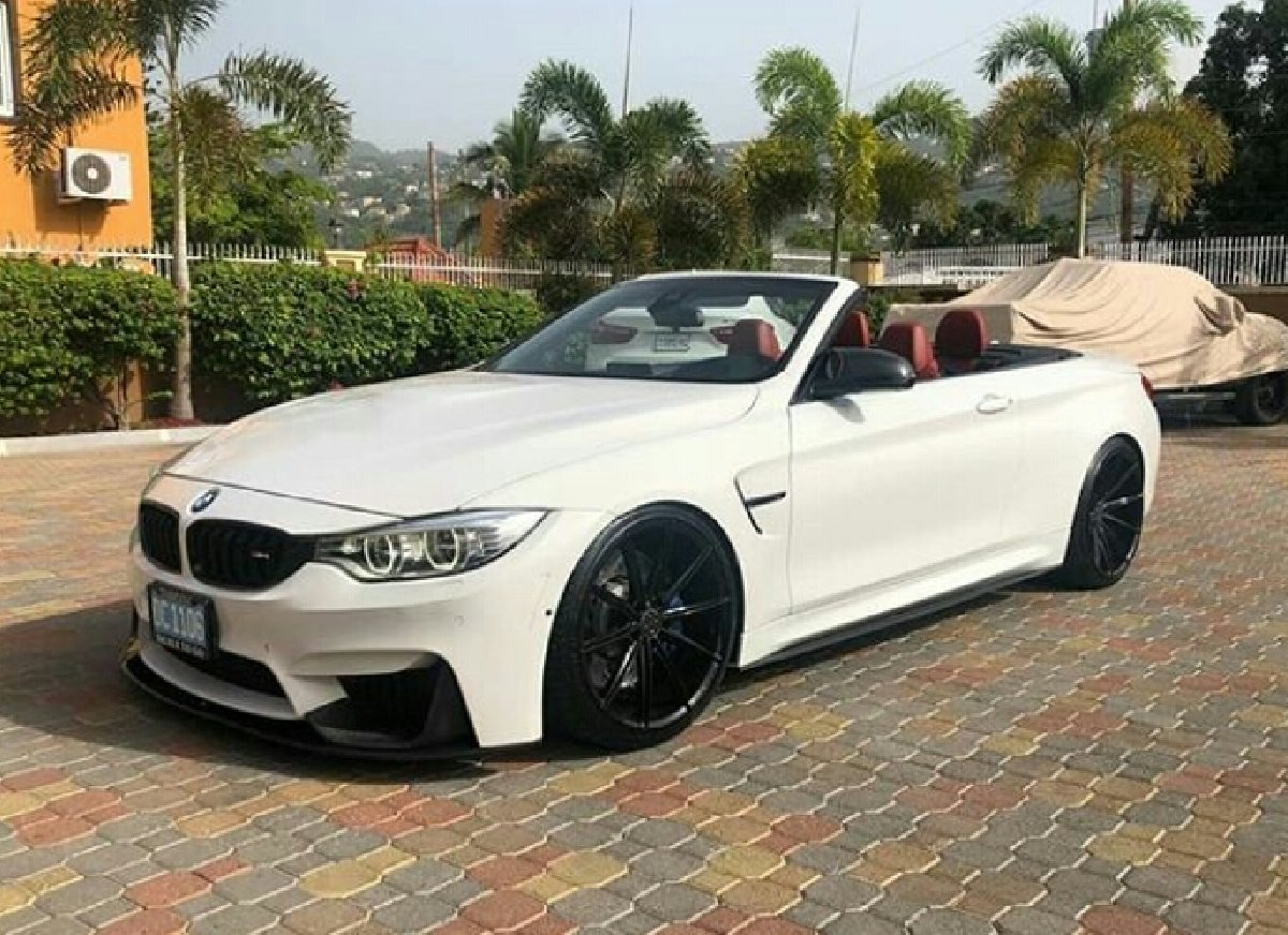 2015 bmw m4 convertable for sale in kingston kingston st andrew