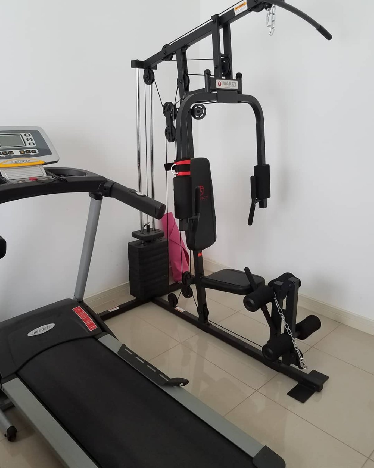 Marcy Home Gym for sale in Red Hills Kingston St Andrew - Furniture