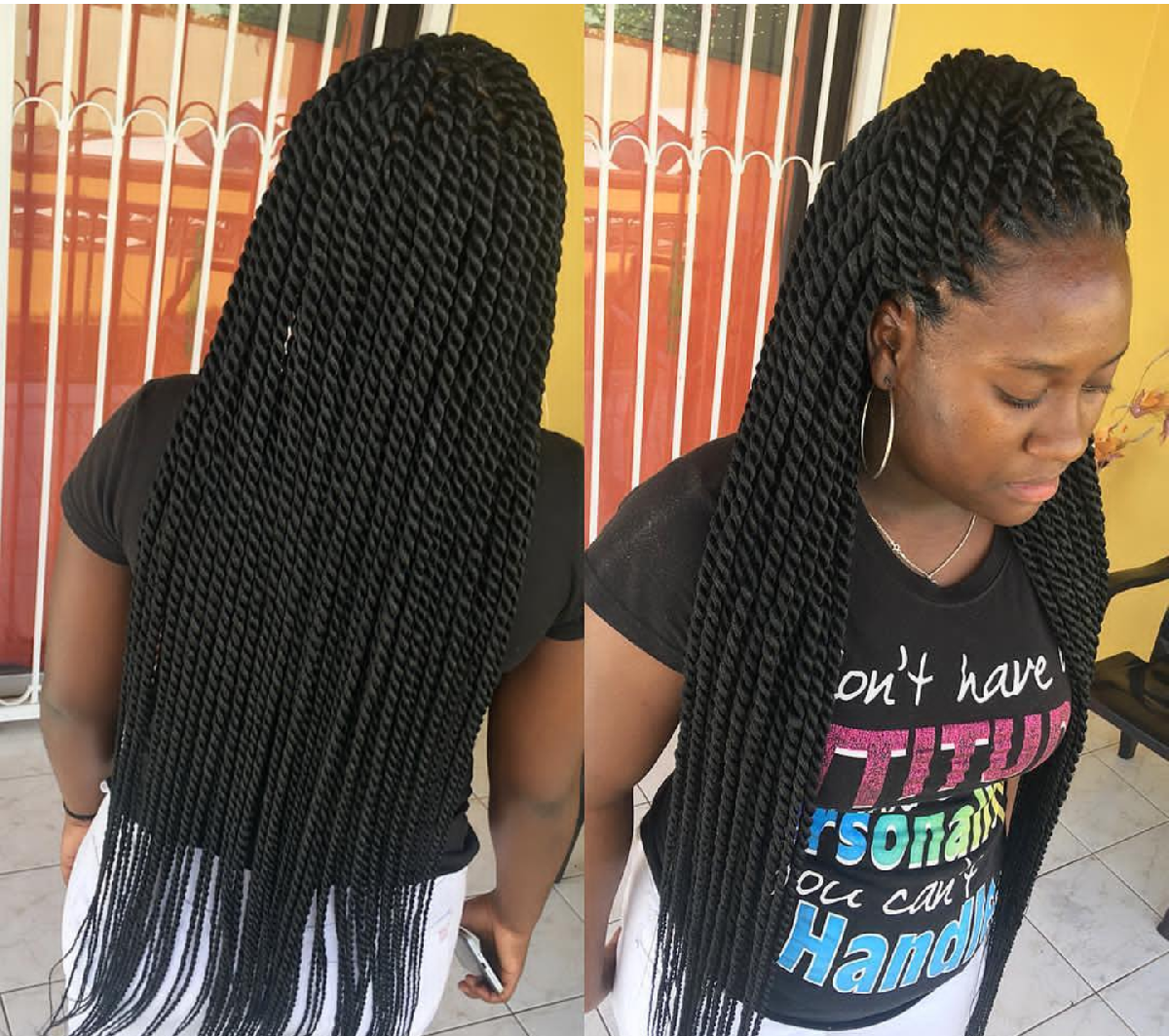 Popular Hairstyles In Jamaica: Natural Hairstyles And Braids For Sale In 26 Halfway Tree