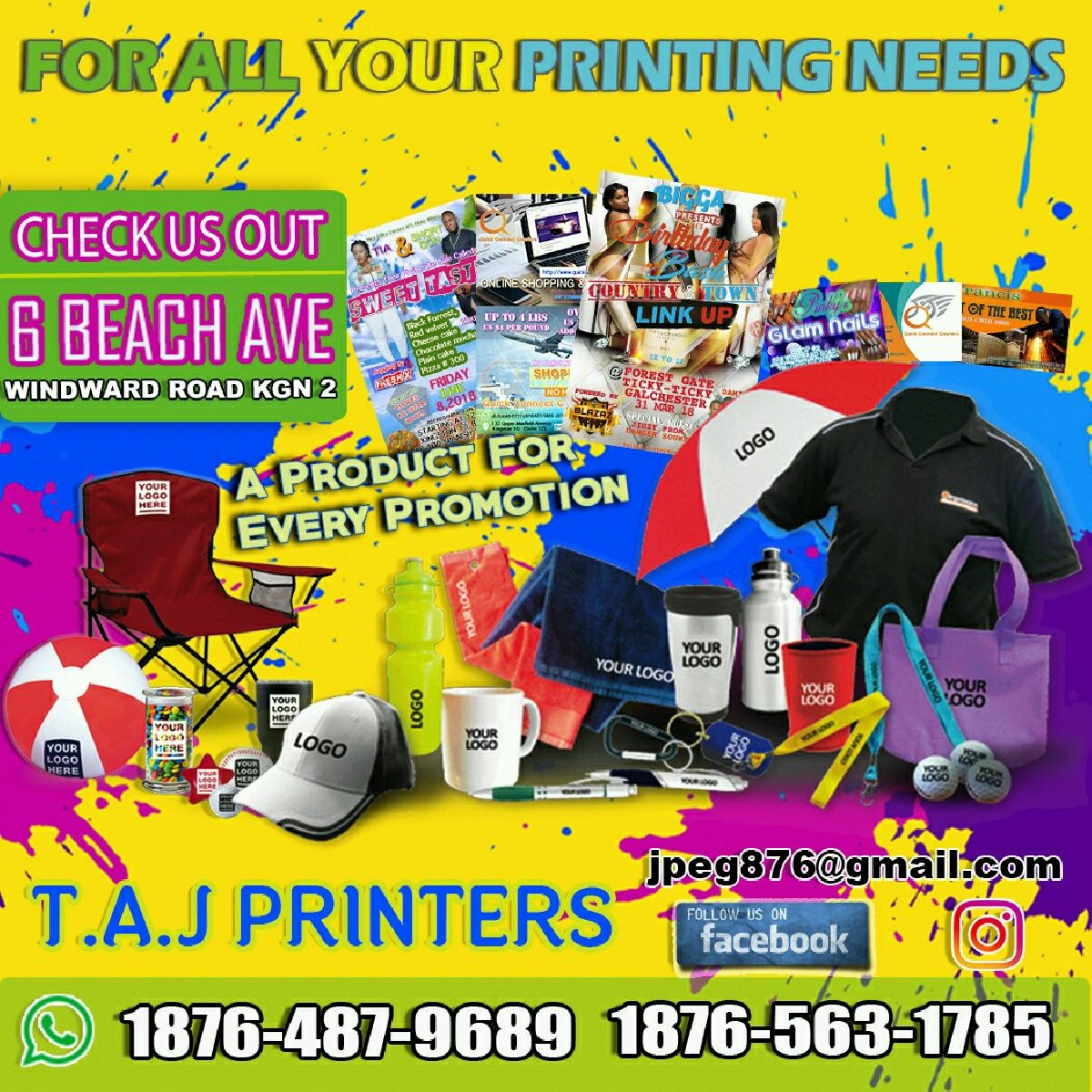 Business Cards & Flyers for sale in Windward Road Kingston St Andrew ...