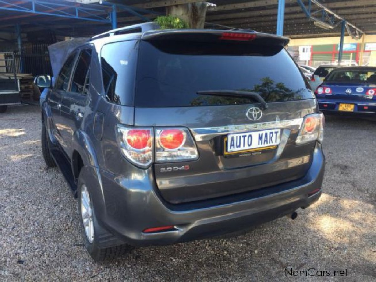 TOYOTA FORTUNER 2015 for sale in Manchester Manchester - Cars