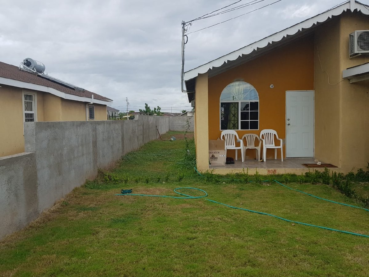 2 Bedroom House For Sale In Old Harbour New Harbour Village Ii St Catherine Houses