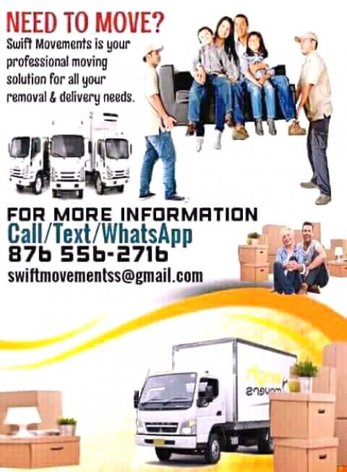 Furniture Removal And Delivery Services