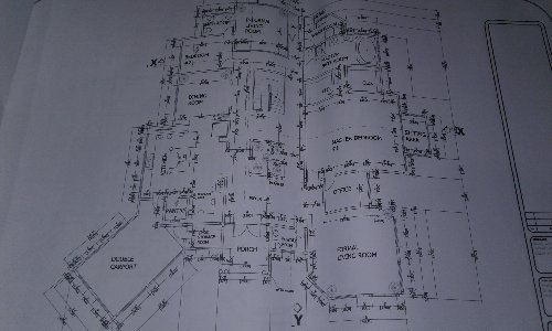 Douglas Architecture - Building Plans/Blueprints