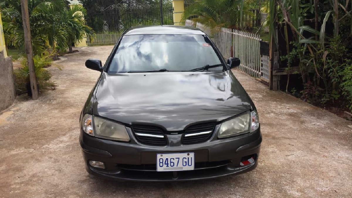 2001 nissan almera for sale in kingston kingston st andrew. Black Bedroom Furniture Sets. Home Design Ideas