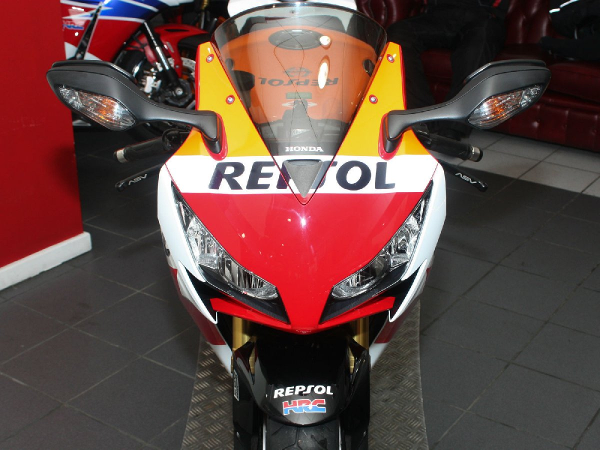 2015 Honda Cbr1000rr Fireblade Abs Repsol For Sale In Stony Hills St