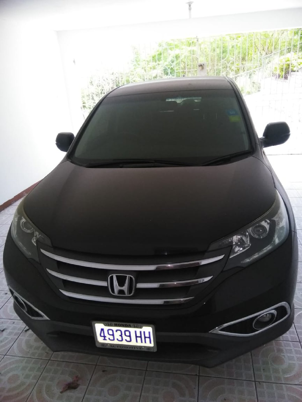 2012 honda crv for sale in belvedere kingston st andrew for 3 100 000 vans suvs. Black Bedroom Furniture Sets. Home Design Ideas