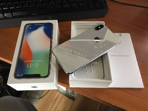 Apple  IPhone X Available