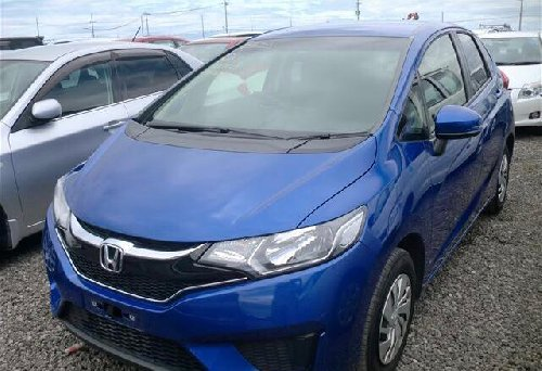 2016 HONDA FIT (NEWLY IMPORTED)