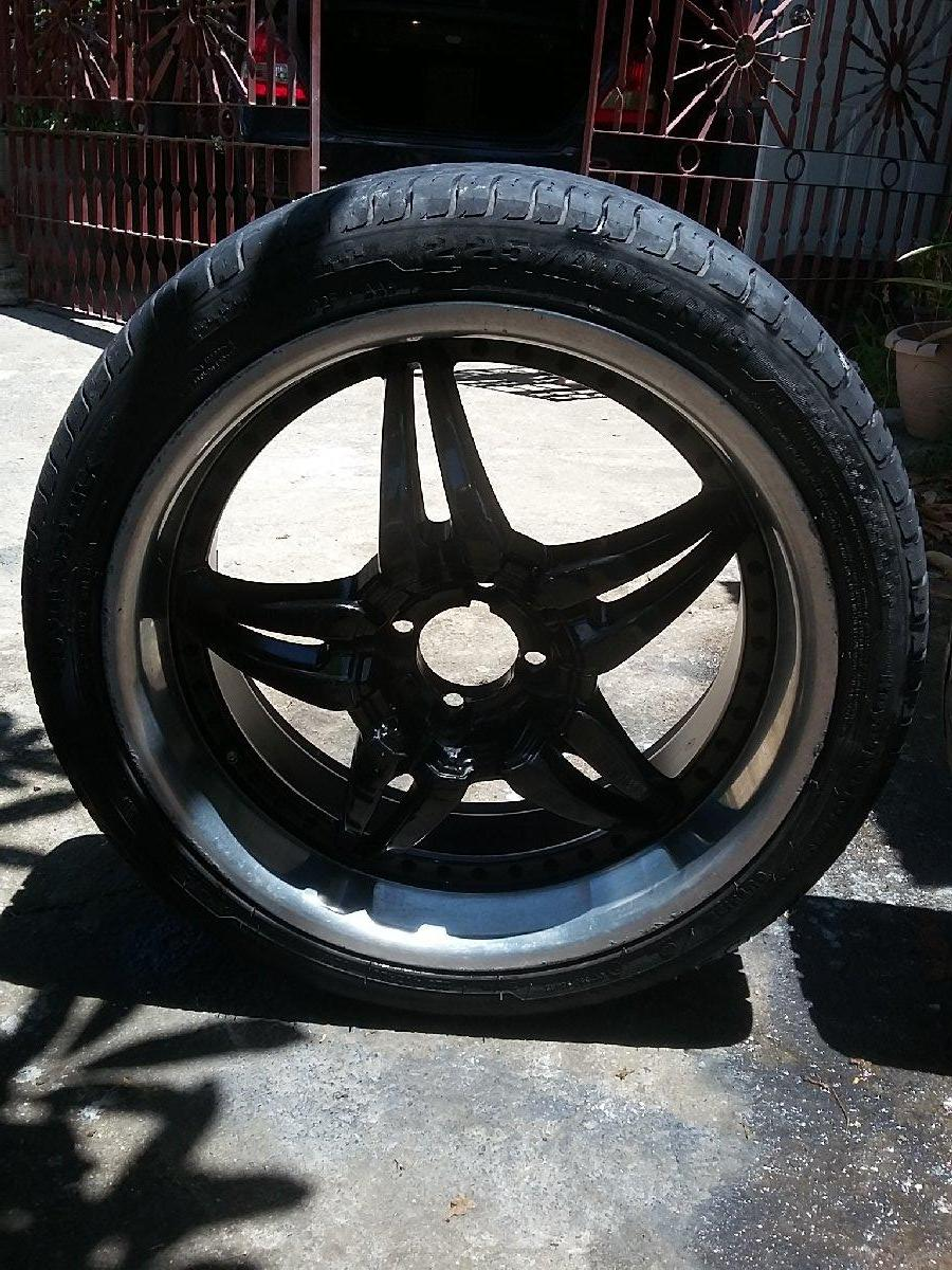 4 Lug 18 Quot Rims And Tires For Sale In Half Way Tree Kingston