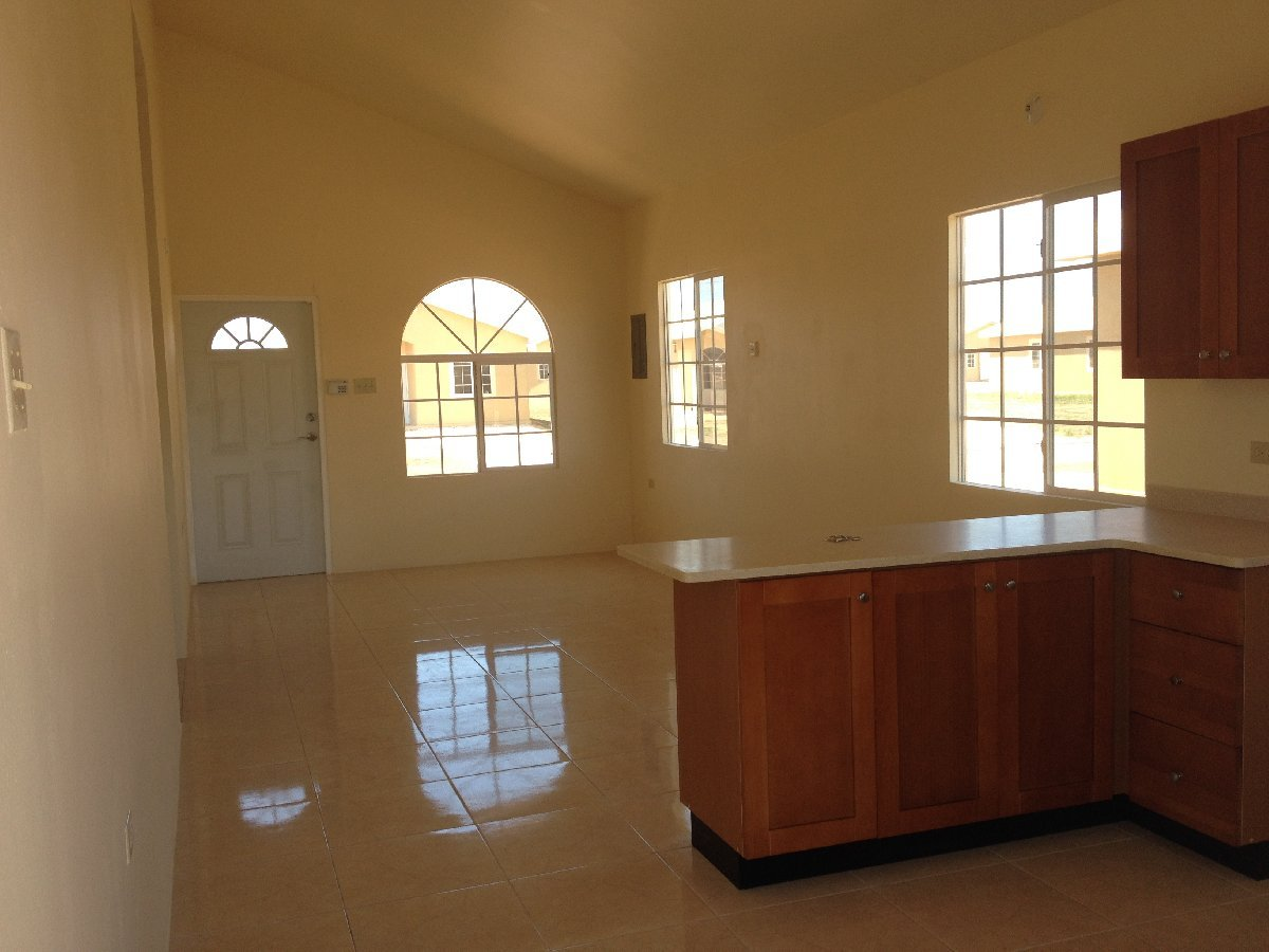 2 Bedroom 1 Bathroom House Newly Built For Rent In