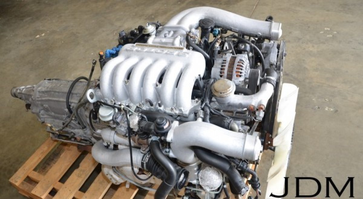 JDM MAZDA 20B-REW 3 ROTOR ENGINE WITH AUTOMATIC TR for sale