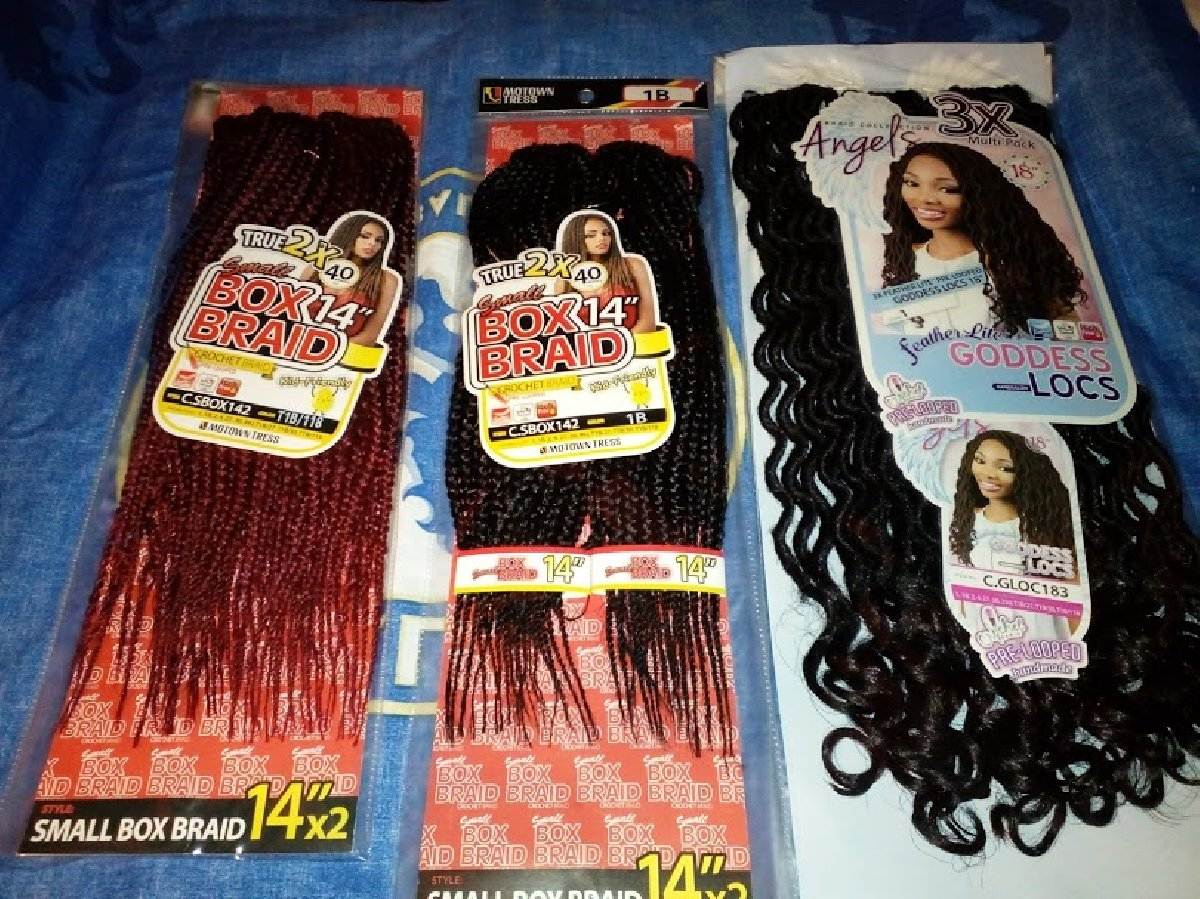 Crochet Hair And Wigs For Sale In Half Way Tree Kingston St Andrew