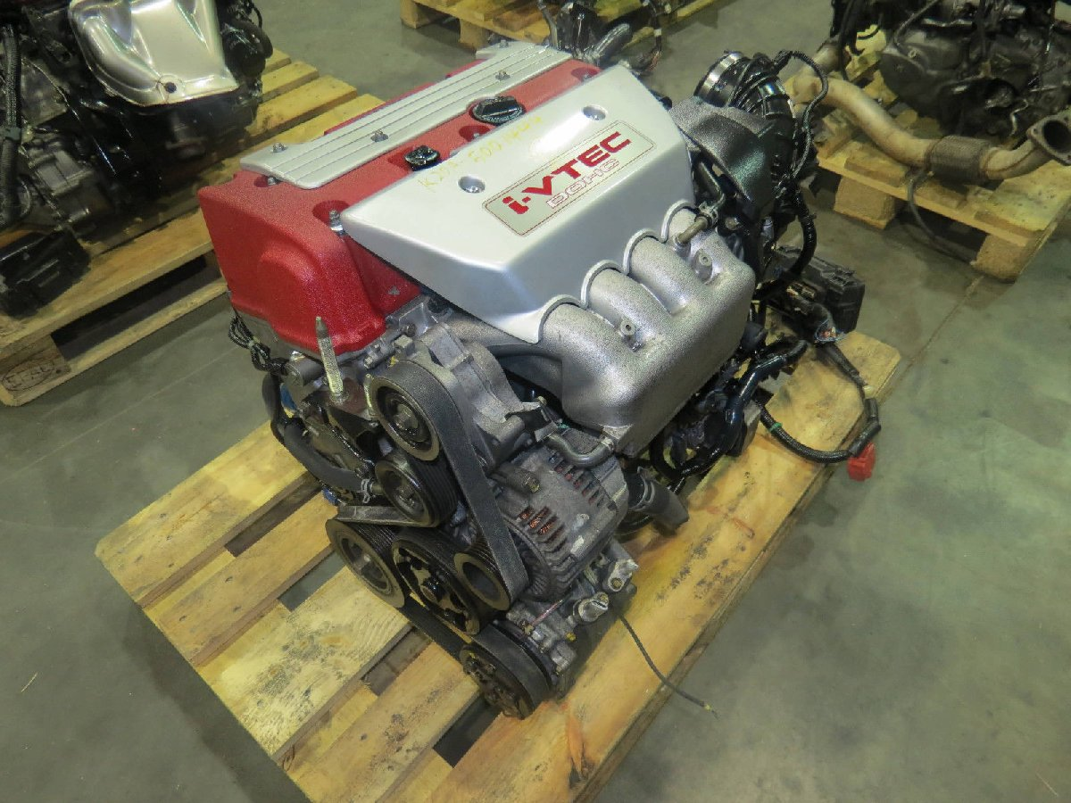 K20A Type R Engine 2 0L Dohc VTEC Engine 6 Speed for sale in