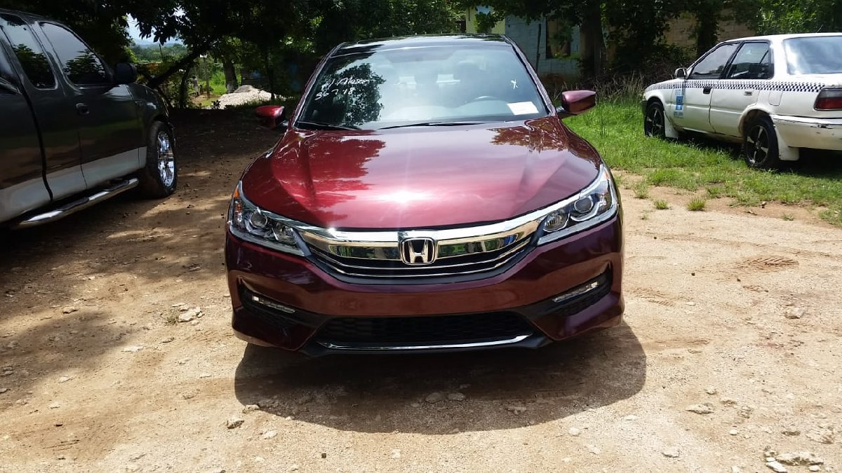 2016 honda accord sport for sale in portmore kingston st andrew cars. Black Bedroom Furniture Sets. Home Design Ideas
