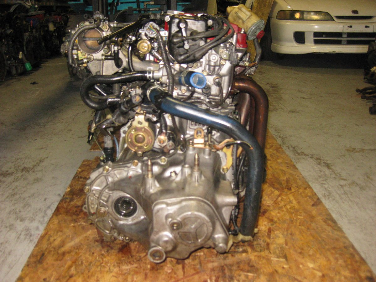ACURA INTEGRA DC2 B18C TYPE R SPEC ENGINE 5SPEED for sale in