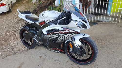 2012 Yamaha R6 Special Edition