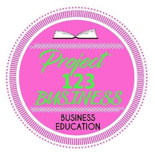 Project 123 Business Online Business Education