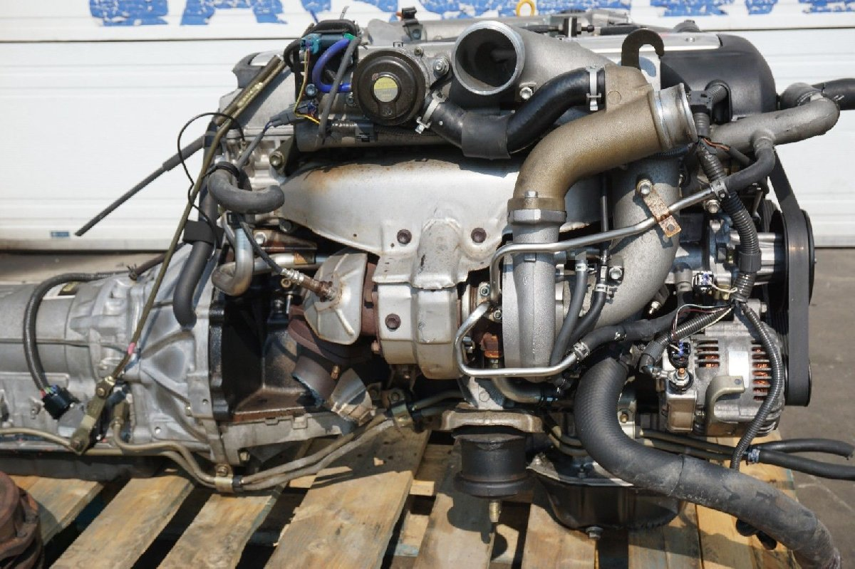 Jdm Toyota Supra 1jzgte Engine R154 Transmission 1 For Sale In Port Wiring Harness