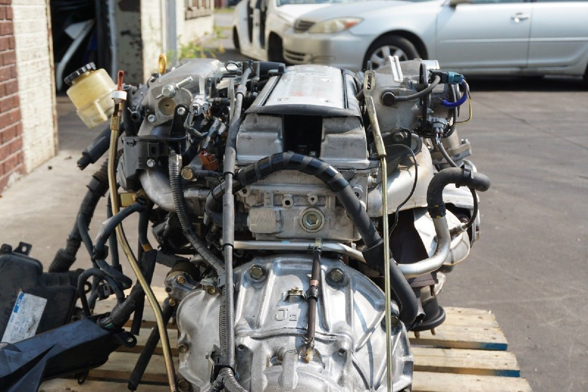 Jdm Toyota Supra 1jzgte Engine R154 Transmission 1 For Sale In Port 1jz Wiring Harness Plugs