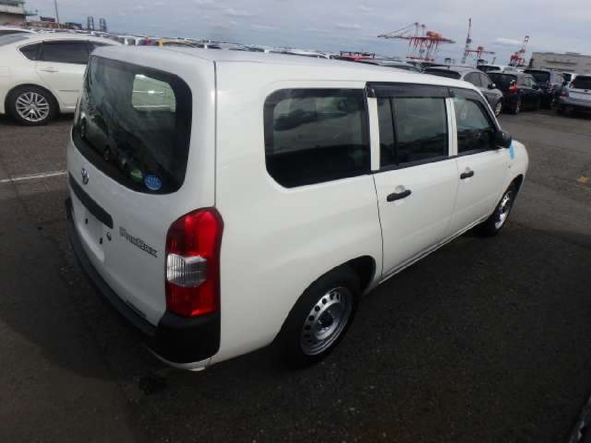 Toyota Probox New Shape For Sale In Sbt Japan Kingston St Andrew Cars