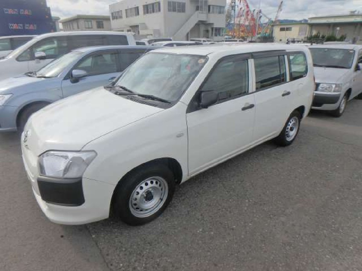 TOYOTA PROBOX NEW SHAPE for sale in SBT JAPAN Kingston St Andrew - Cars