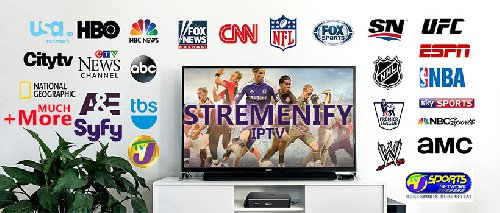 IPTV Subscription 500 Plus Channels