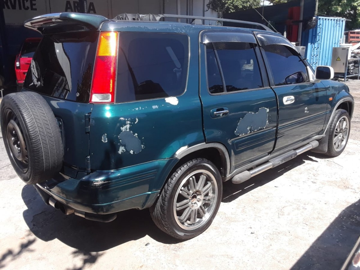 1997 honda crv only need repaint for sale in halfway tree road kingston st andrew cars. Black Bedroom Furniture Sets. Home Design Ideas