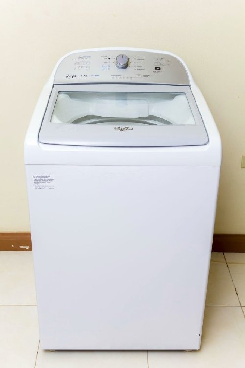 Whirlpool Washer (17kg)