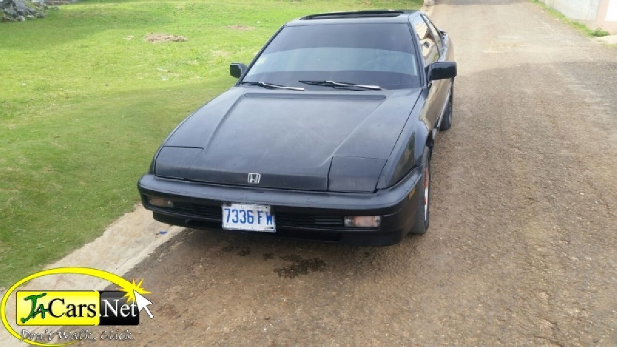 1991 honda prelude for sale in waltham kingston st andrew cars. Black Bedroom Furniture Sets. Home Design Ideas
