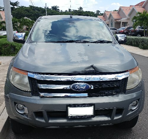 2012 Ford Ranger 4x4 Pickup