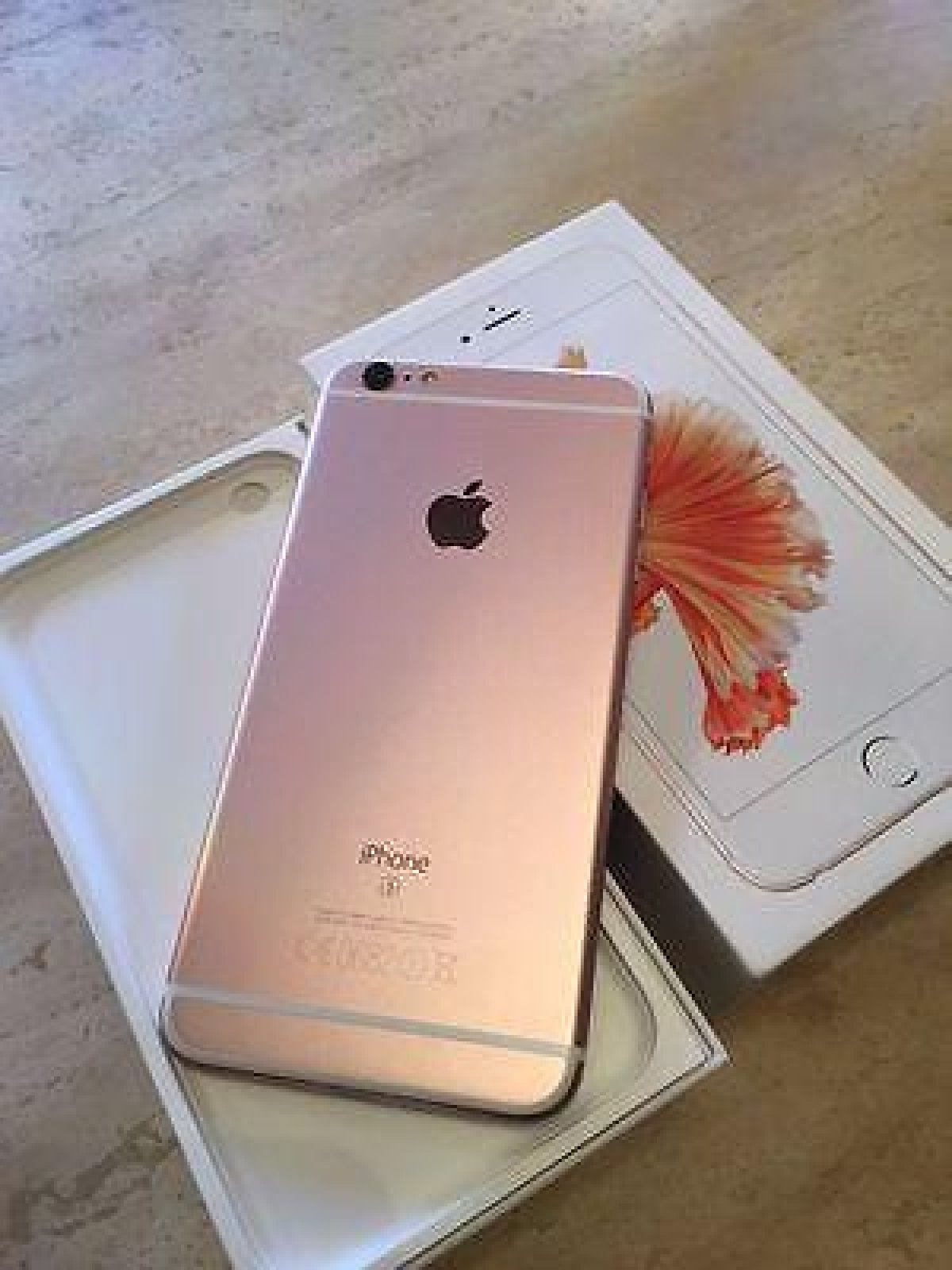 apple iphone 6s plus 128gb for sale in kingston kingston. Black Bedroom Furniture Sets. Home Design Ideas