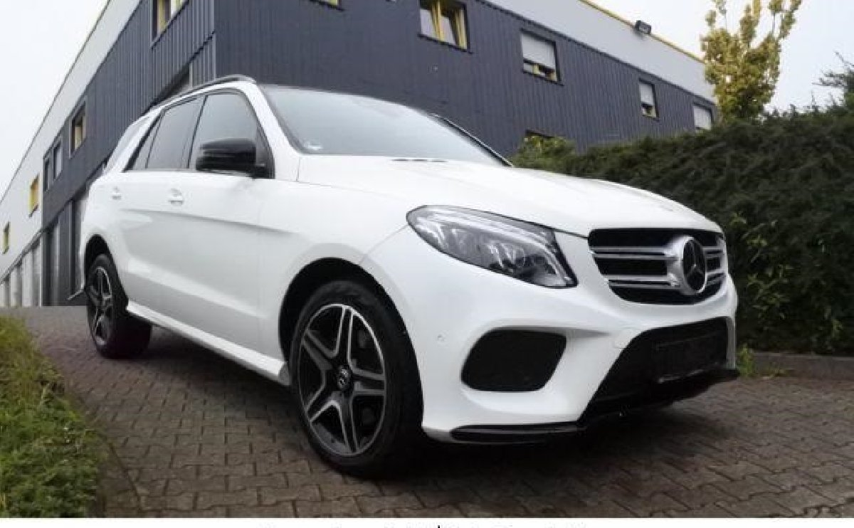 2017 Mercedes Benz GLE 350 D 4Matic for sale in Europa ...
