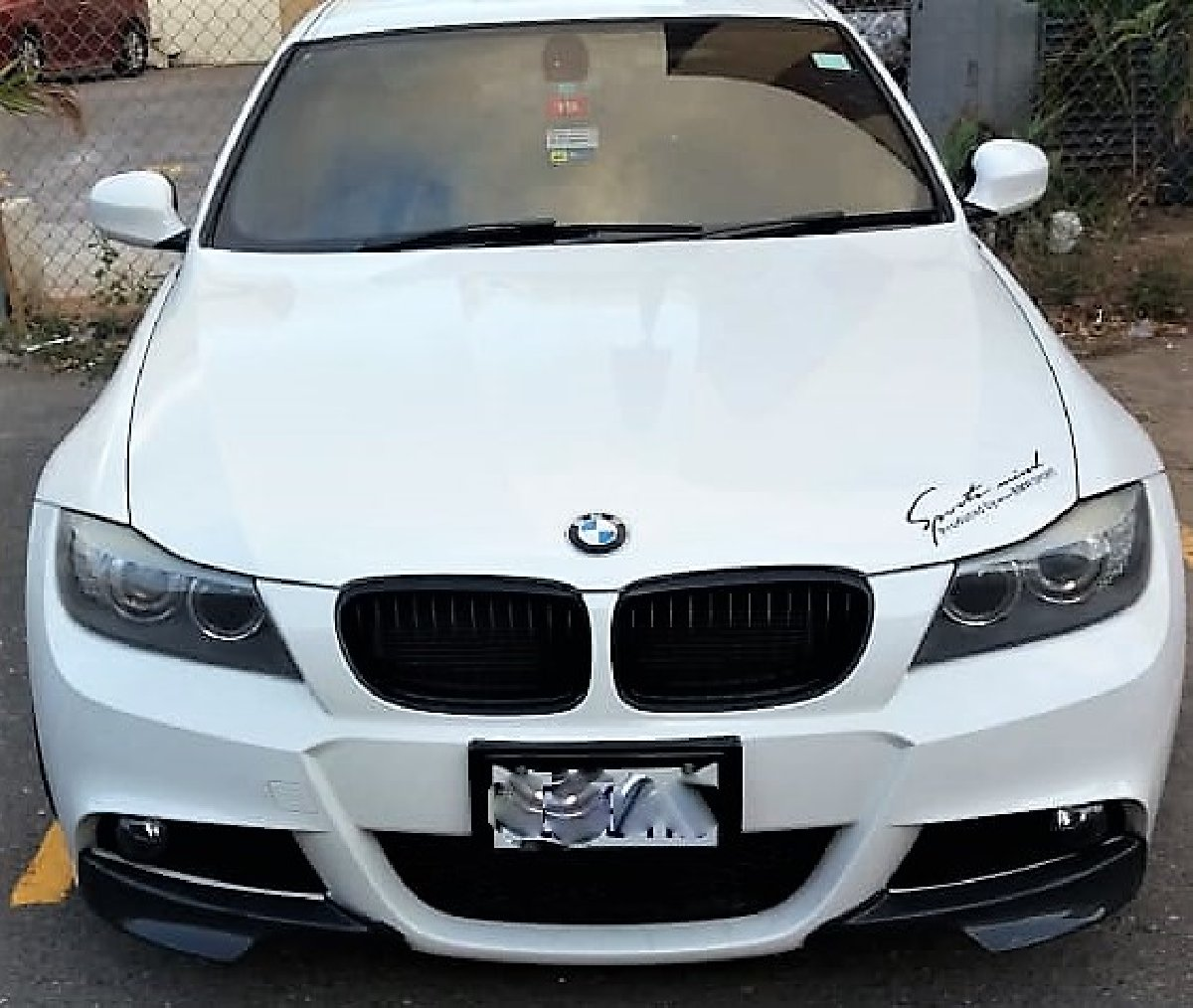 Bmw M Sport Package: 2011 BMW 320i M- Sport Package For Sale In Montego Bay St