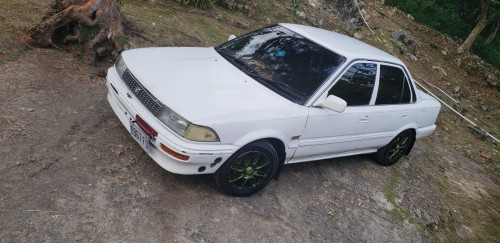 Toyota 91 Flatty For Sale In Jamaica: Toyota Corolla Flatty 91 For Sale In Norbrook Heights