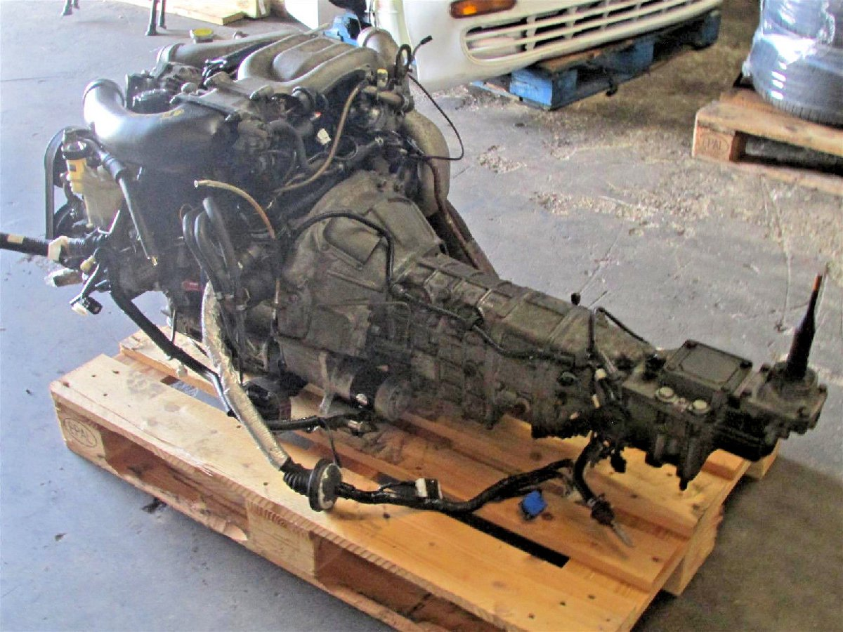 Mazda RX7 FD3S Twin Turbo 13B Rotary Engine 5 Spee for sale in 32