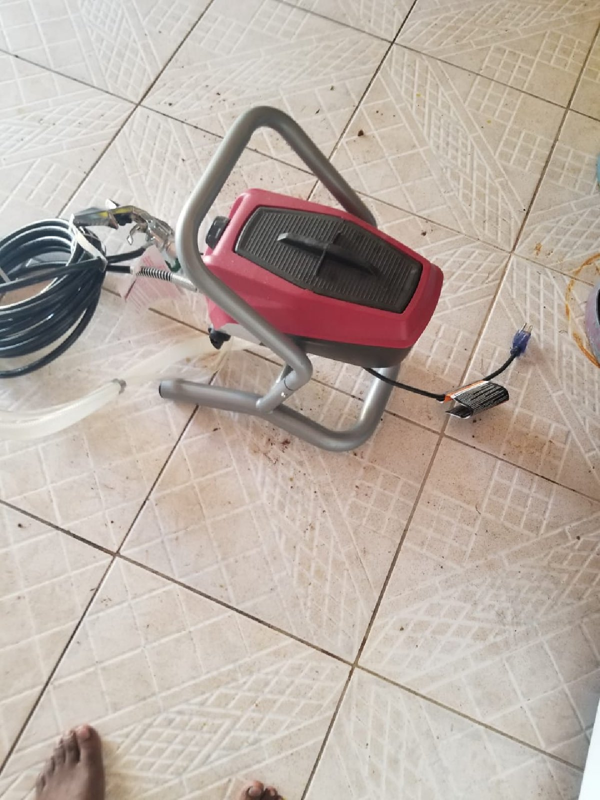 Industrial Paint Sprayer Never Used For Sale In Kingston