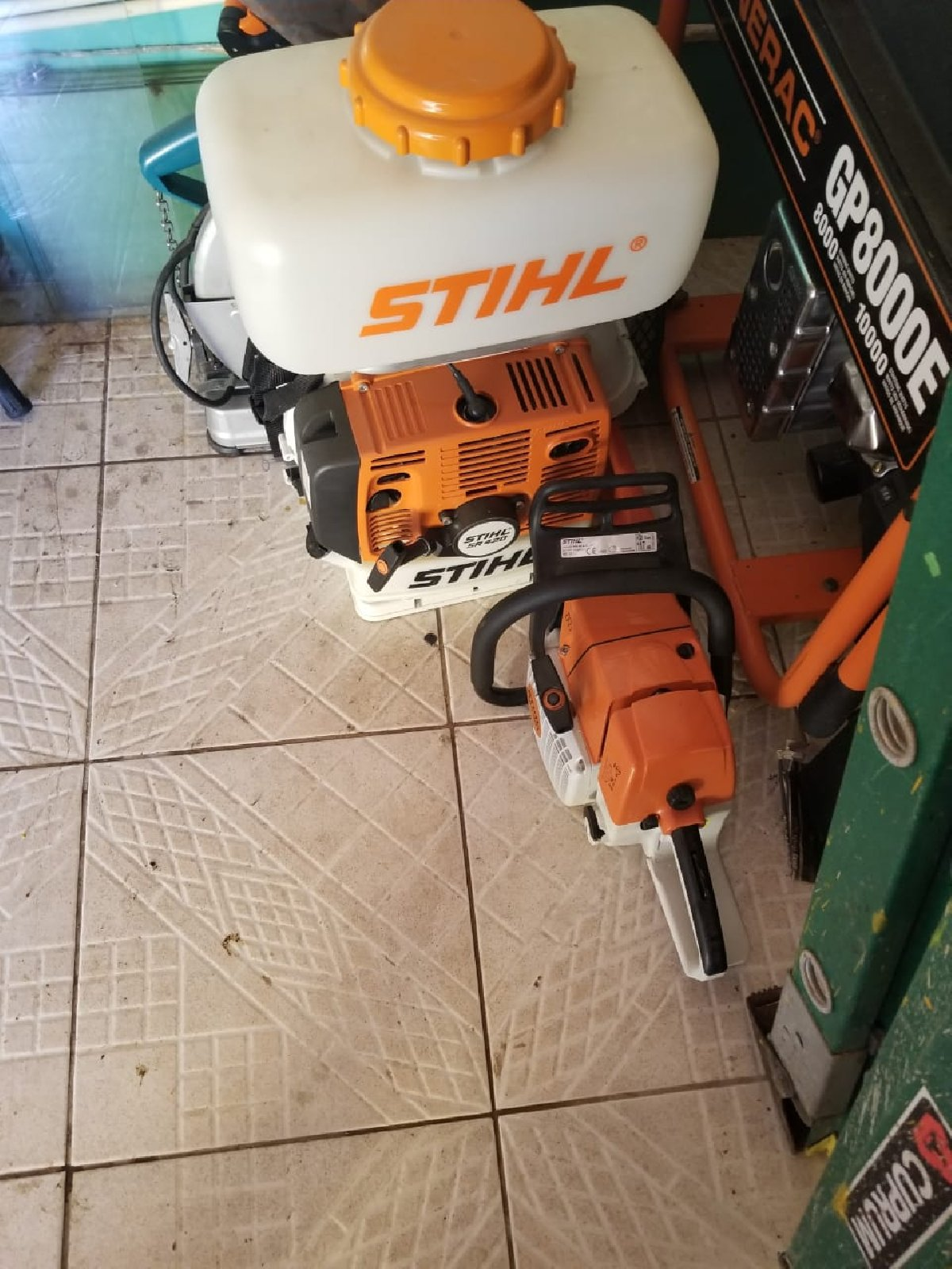 Mist Blower (new) for sale in May Pen Clarendon - Tools