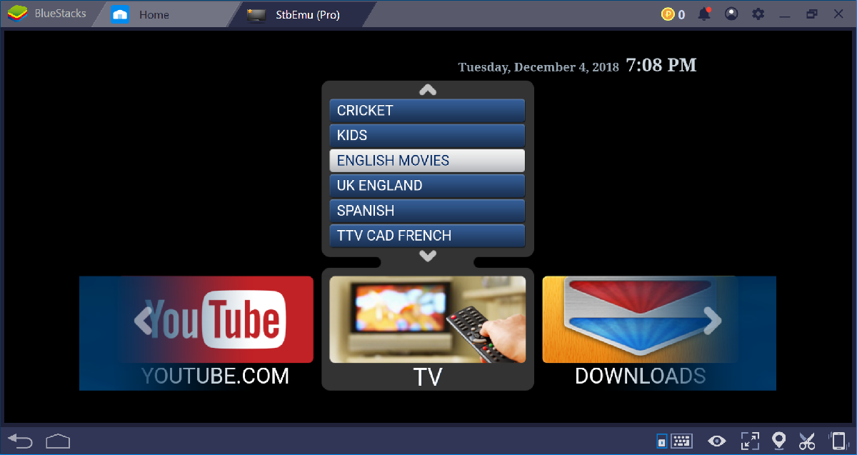 4,000+ LIVE HD CHANNELS - US, UK, CANADA, SPORTS for sale in