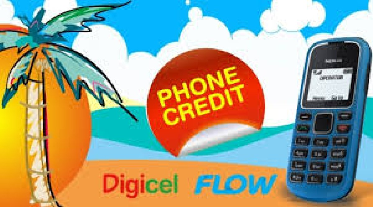 Sell Digicel & Flow Credit And Get It For Less for sale in