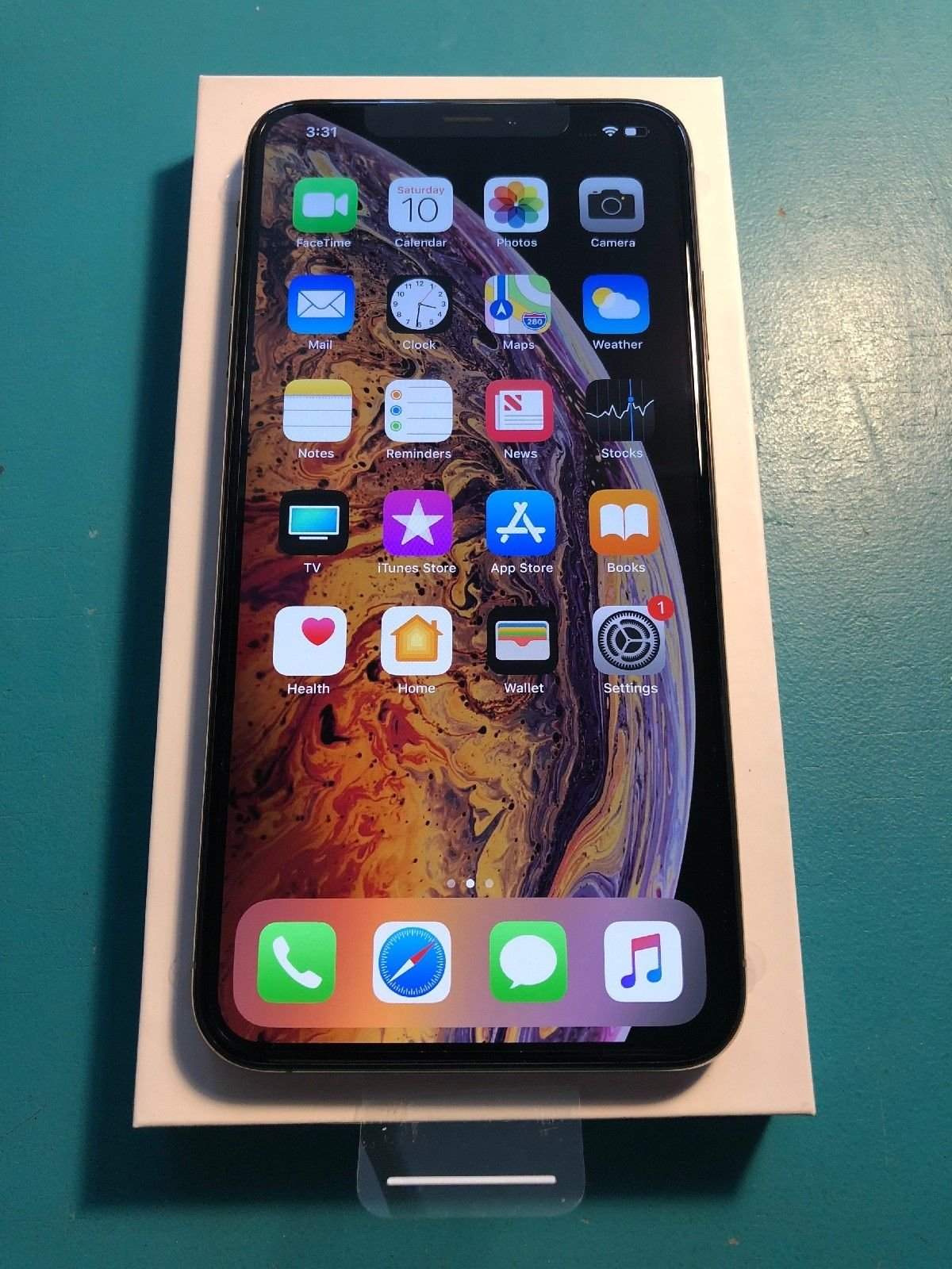 APPLE IPHONE XS MAX UNLOCKED ALL GB - New for sale in Mumbai Kingston St Andrew - Phones