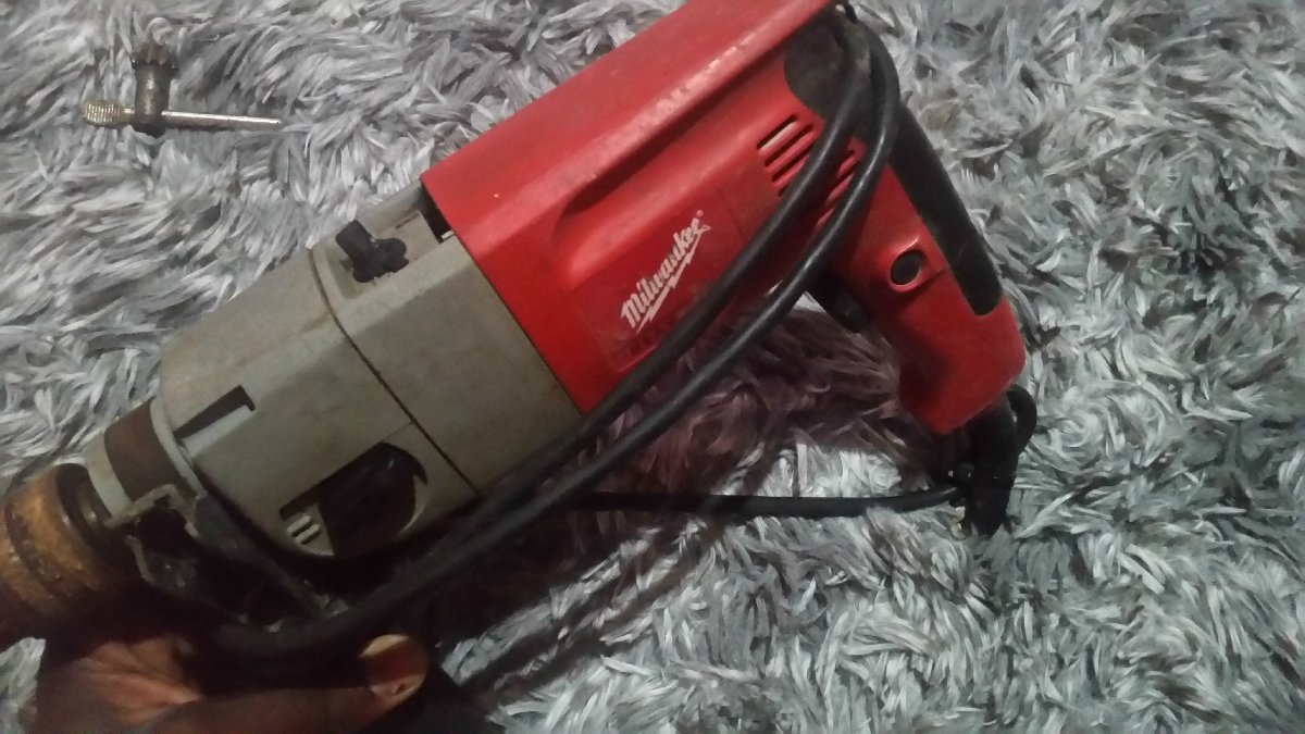 2018 Milwaukee Heavy Duty Drill Just Shipt Down   for sale