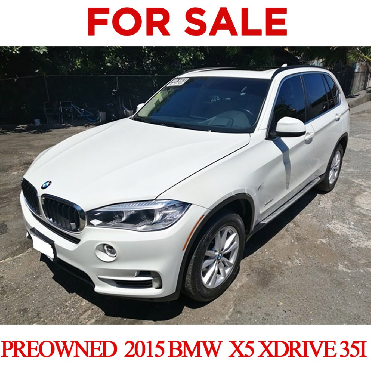 Bmw Z5 For Sale: Preowned 2015 BMW X5 XDrive35i For Sale In Kingston