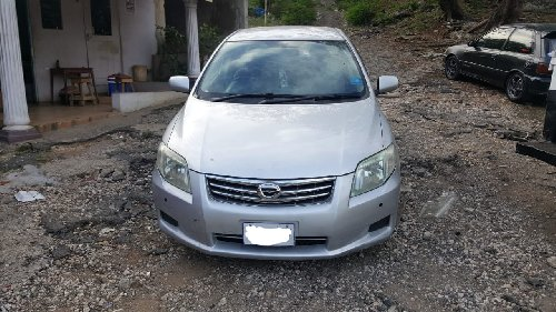 Toyota Axio 2009 2WD (FOR SALE)
