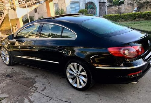 2009 VW PASSAT CC SPORT TURBOCHARGED ENGINE