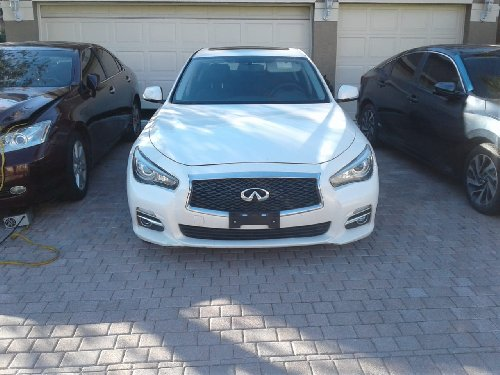 2015 Infiniti Q50 {us} Nissan Skyline {japan}