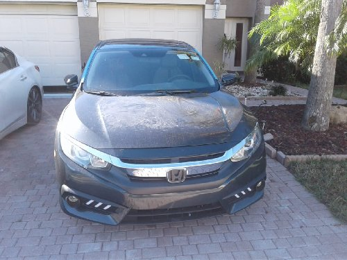 2017 Honda Civic Ex American Made